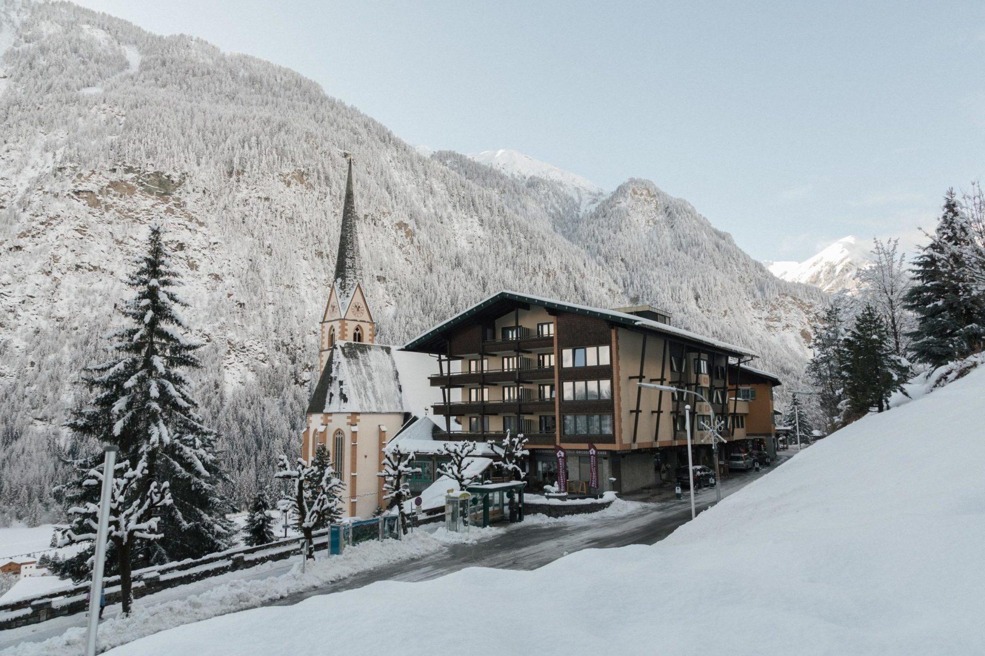 Nationalpark Lodge Grossglogkner in Heiligenblut
