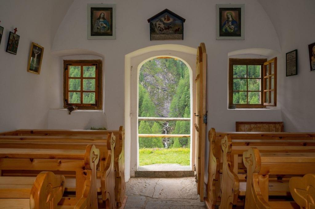 Bricious Kapelle