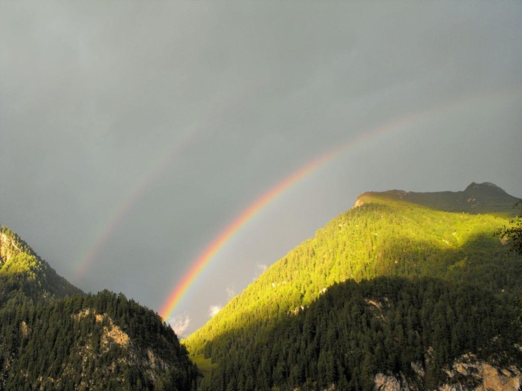 Wandern Alpe Adria Trail
