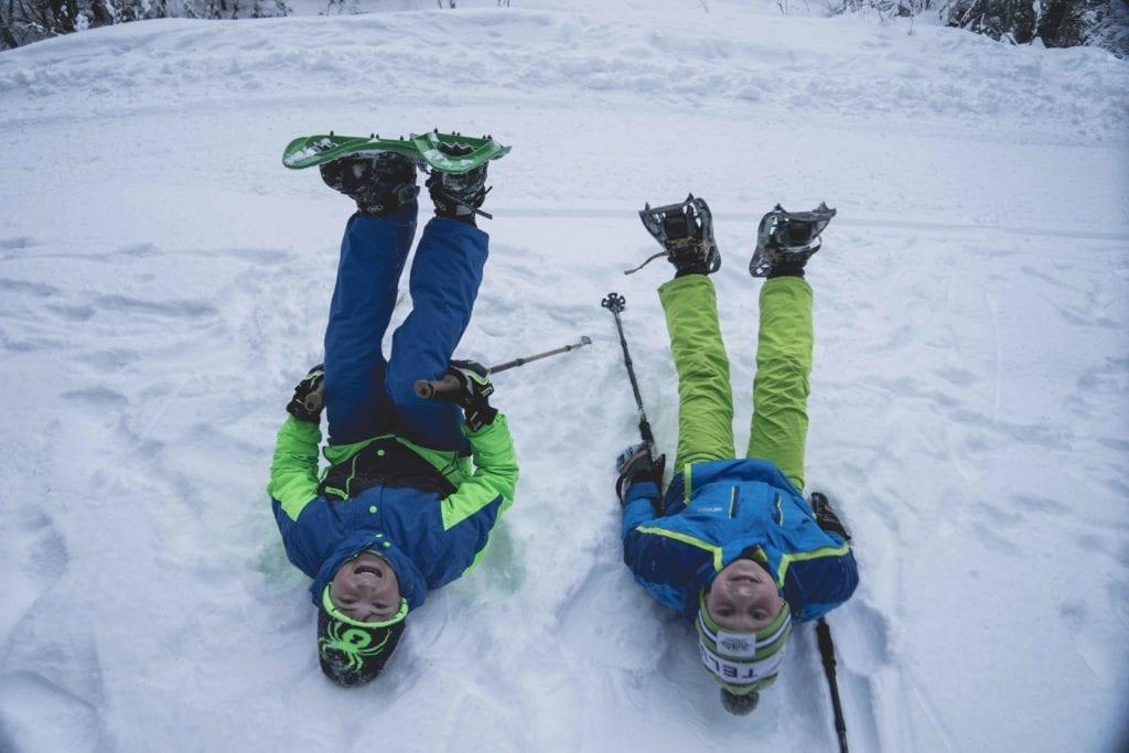 Artikelbilder Schneeschuhtour 1
