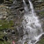 Wasserfall in Nationalpark Hohe Tauern